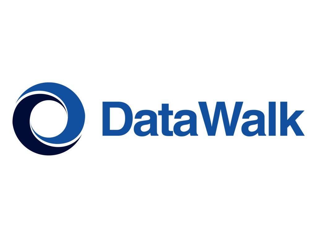 DataWalk blue logo